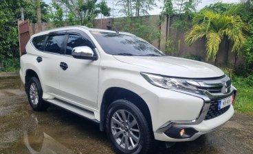 Selling White Mitsubishi Montero Sport 2017 in Malabon