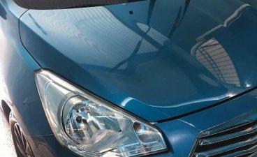 Selling Blue Mitsubishi Mirage G4 2016 in Cainta
