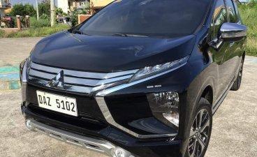 Selling Black Mitsubishi Xpander 2019 in Lucena