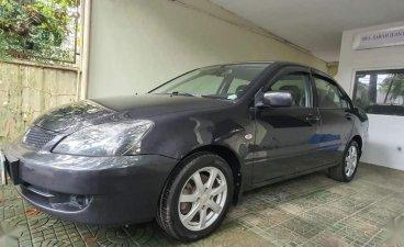 Selling Grey Mitsubishi Lancer 2009 in Cainta