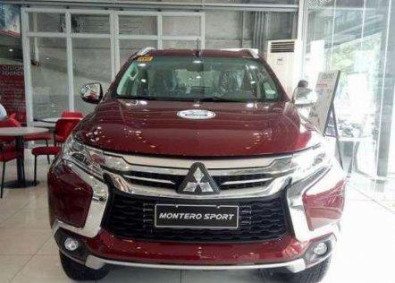 2018 Mitsubishi Montero Sport Glx 4x2 Manual Transmission