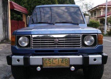 Selling 2nd Hand Mitsubishi Pajero 1991 Manual Diesel in