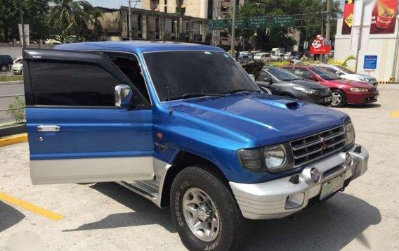 Mitsubishi pajero fieldmaster manual 4x4 80774.