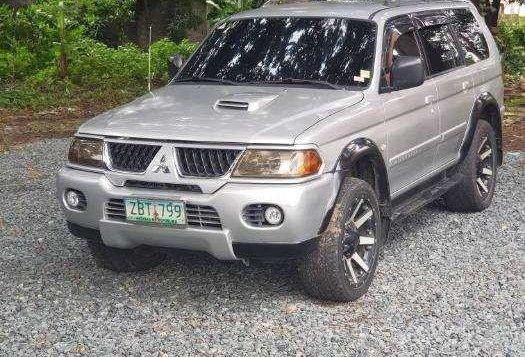2005 Mitsubishi Montero Sport for sale