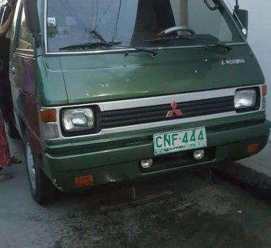 7d2651cc68 1998 Mitsubishi L300 versa van