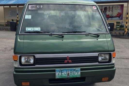 aae4c45069c8 2006 MITSUBISHI L300 Versa Van Diesel