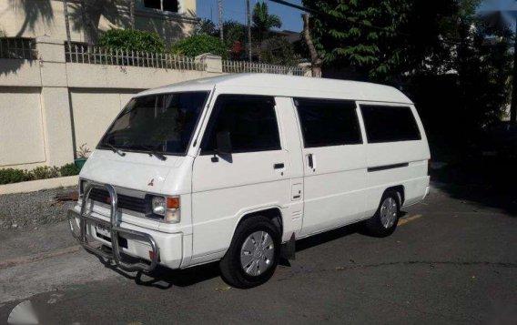 eab60c15ec Mitsubishi L300 Versa Van Diesel 2007 for sale