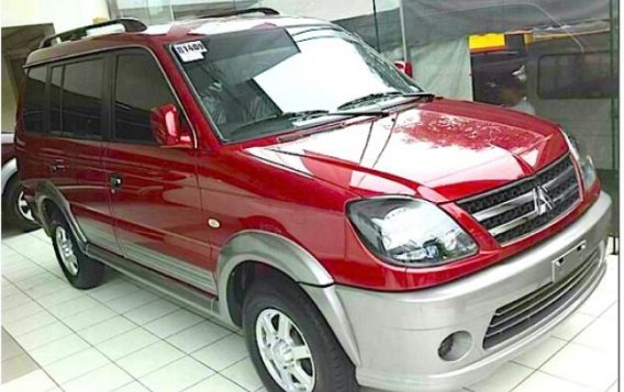 2015 Mitsubishi Adventure Manual Diesel well maintained