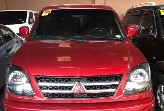 Mitsubishi Adventure 2018 Manual Diesel for sale in Quezon City