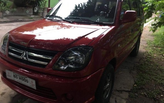 Selling Mitsubishi Adventure 2018 Manual Diesel in Marikina