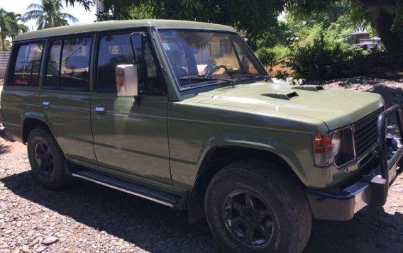 Selling Mitsubishi Pajero 1992 at 120000 km in Jones