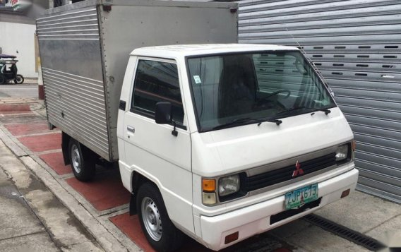Used Mitsubishi L300 2007 Van for sale in Quezon City