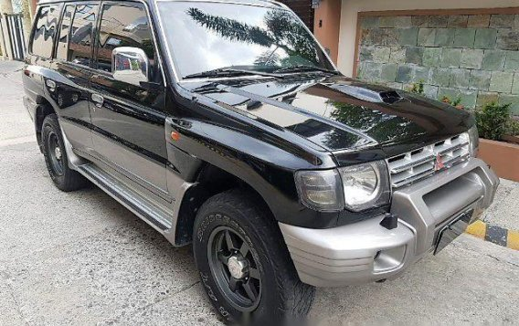 Mitsubishi Pajero 2003 Automatic Diesel for sale