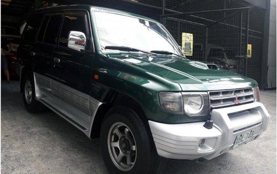 2001 Mitsubishi Pajero for sale in Quezon City