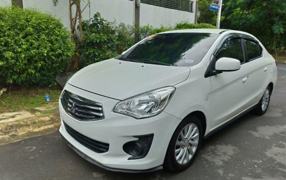 2017 Mitsubishi Mirage G4 for sale in Quezon City
