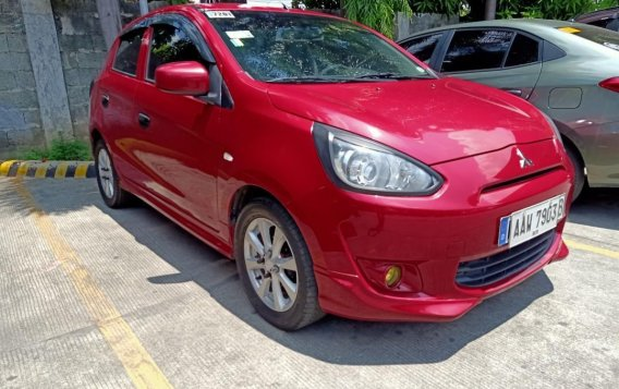2014 Mitsubishi Mirage for sale in Antipolo