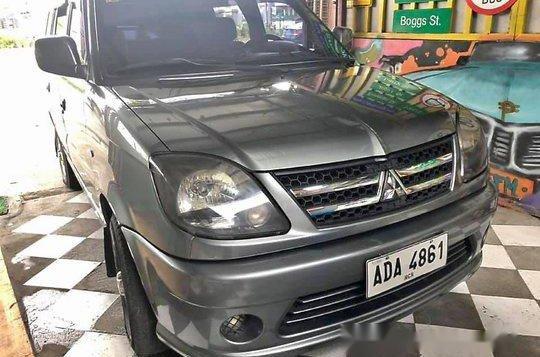 Sell Grey 2014 Mitsubishi Adventure at 70000 km