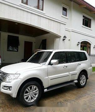 used white mitsubishi pajero 2015 for sale in manila