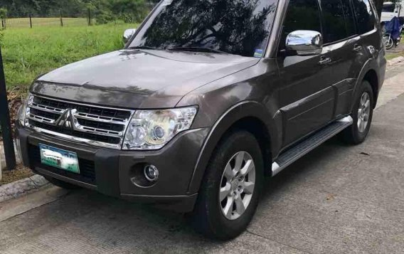 Used Mitsubishi Pajero 2011 for sale in Binangonan