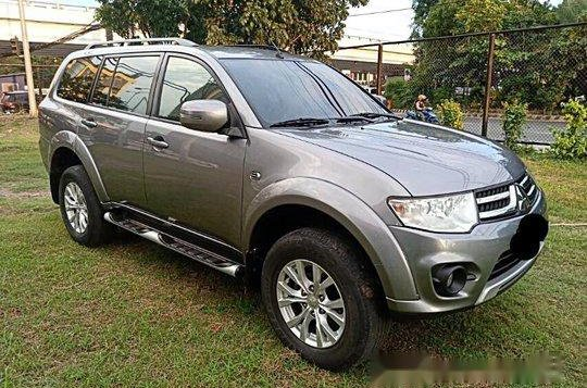 Used Mitsubishi Montero Sport 2014 at 38000 km for sale in Mandaluyong