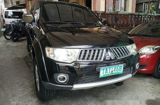 Used Mitsubishi Montero 2011 for sale in Manila