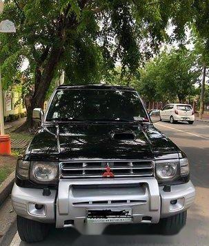 Black Mitsubishi Pajero 2003 for sale