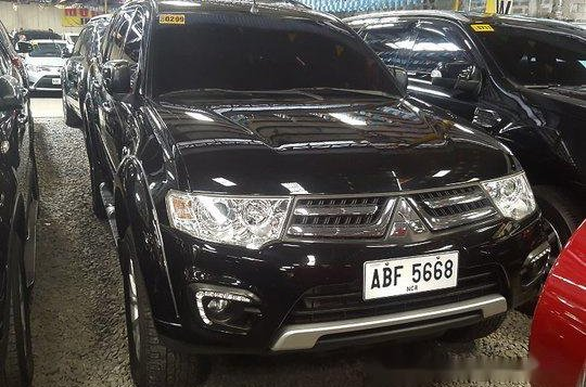Selling Mitsubishi Montero Sport 2015 at 33502 km