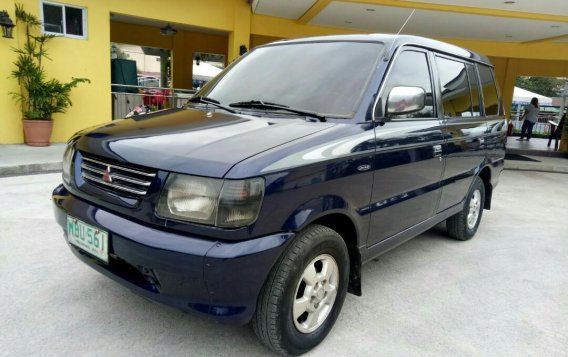 1998 Mitsubishi Adventure for sale in Valenzuela