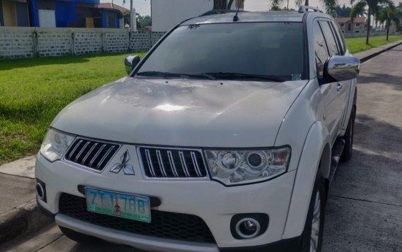 White Mitsubishi Montero Sport 2009 for sale in Cavite