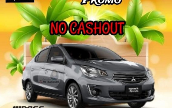 Sell 2020 Mitsubishi Mirage g4 in Cainta