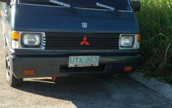 Grey Mitsubishi L300 1997 for sale in Manila