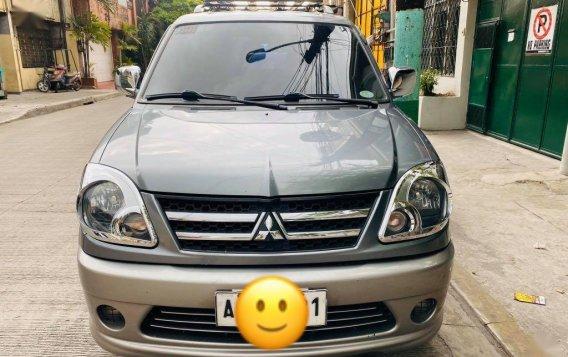 Selling Grey Mitsubishi Adventure 2014 in Caloocan City