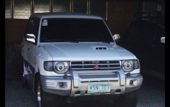 White Mitsubishi Pajero 2003  for sale in Vigan