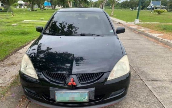 Black Mitsubishi Lancer for sale in Rosario