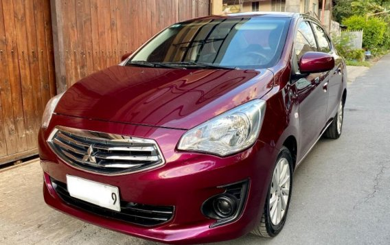 Sell Purple 2019 Mitsubishi Mirage g4 in Manila