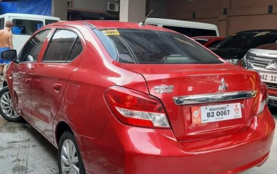 Selling Red Mitsubishi Adventure in Quezon City