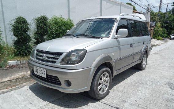 Silver Mitsubishi Adventure 2014 for sale in Manila