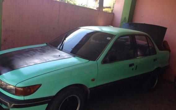 Green Mitsubishi Lancer 1989 for sale in Calamba