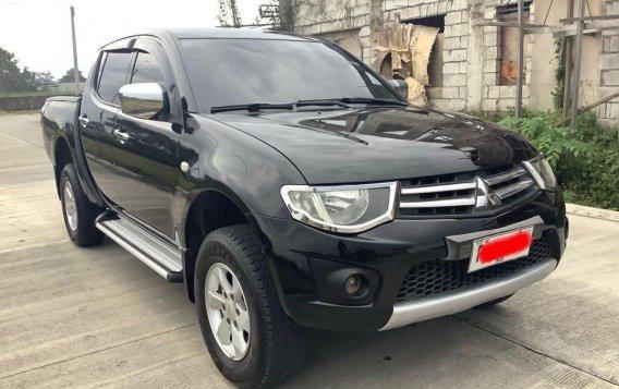 Black Mitsubishi Strada 2010 for sale in San Fernando