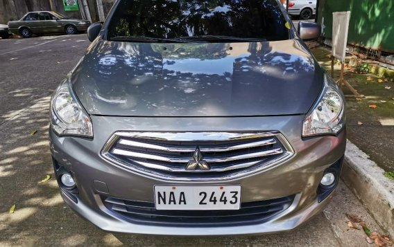Selling Silver Mitsubishi Lancer 2016 in Quezon