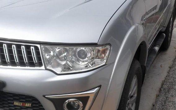 Selling Silver Mitsubishi Montero 2013 in Parañaque