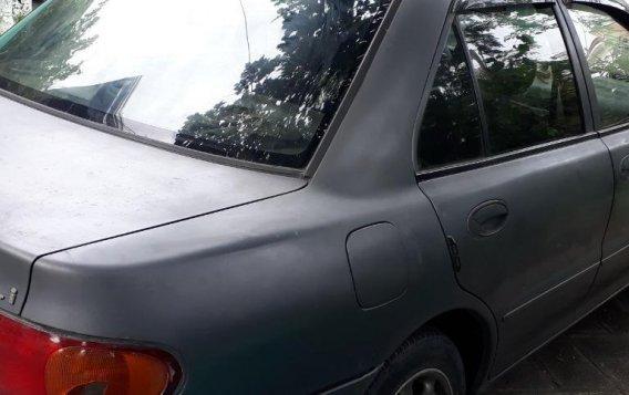 Silver Mitsubishi Lancer 1994 for sale in Las Pinas