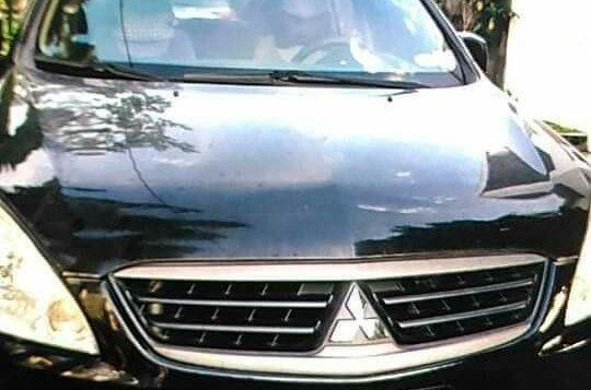 Sell Black 2013 Mitsubishi Fuzion in Manila