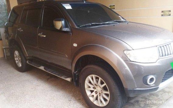 Selling Silver Mitsubishi Montero Sport 2012 in Manila