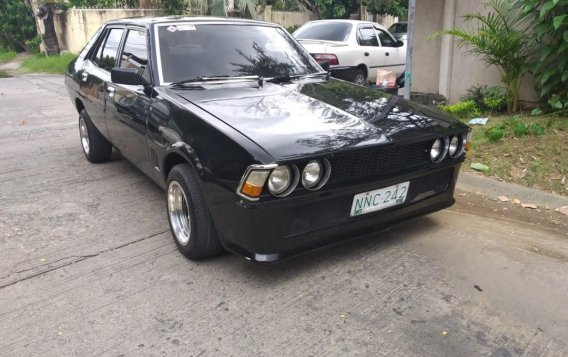 Black Mitsubishi Galant 1979 for sale in Las Pinas