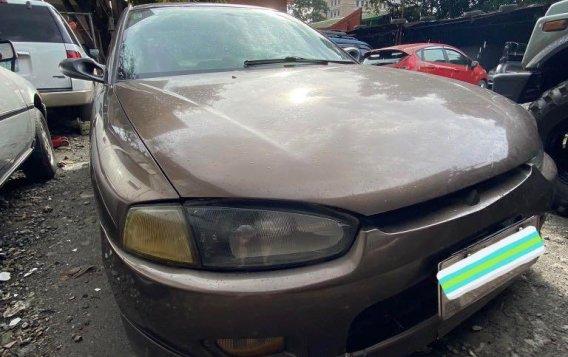 Brown Mitsubishi Lancer Evolution IV GSR 1998 for sale in Pasig