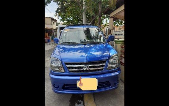 Selling Blue Mitsubishi Adventure 2015 in Las Piñas