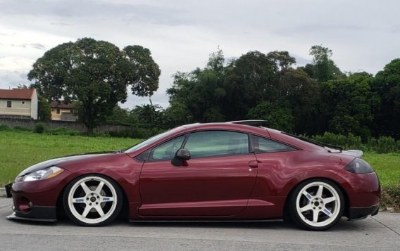 Selling Red Mitsubishi Eclipse 2007 in Bacoor