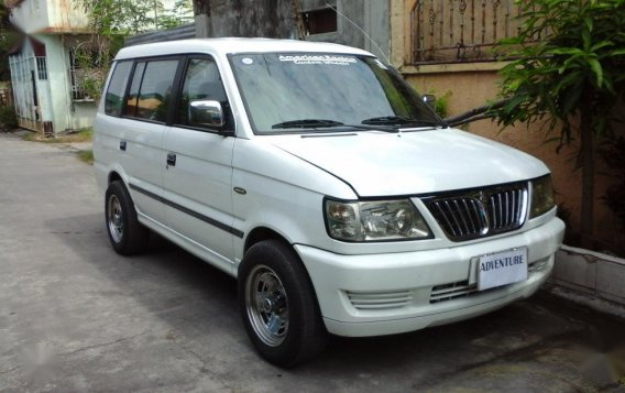 White Mitsubishi Adventure 2002 for sale in Cabuyao