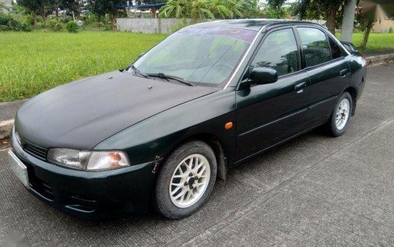 Black Mitsubishi Lancer 1996 for sale in Obando